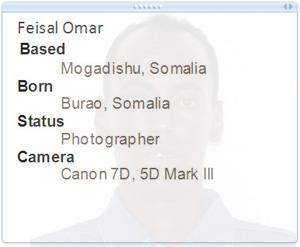 Feisal Omar / Feysal Cumar