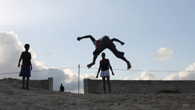 Mogadishu beach pixs